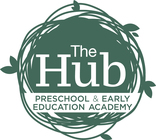 The Hub Preschool & Early Education Academy Logo